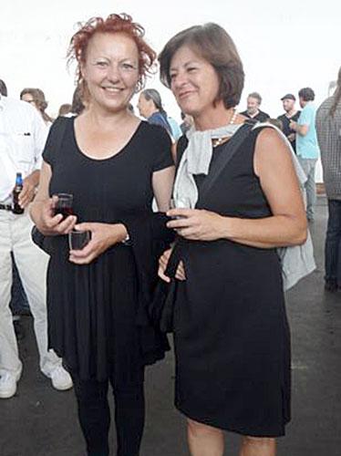 Großansicht Tanja Kopgler und Renate Reisenhofer