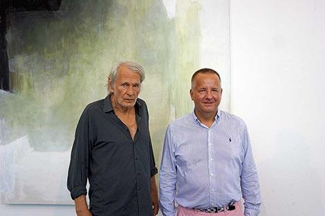 Walter Vopava, Claudio G. Cocca