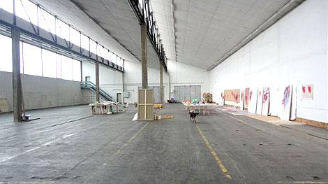 Ausstellungs- und Atelierhalle