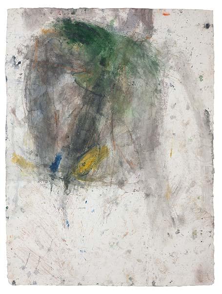 Großansicht Serie Nausikaa, Aquarell, 2002