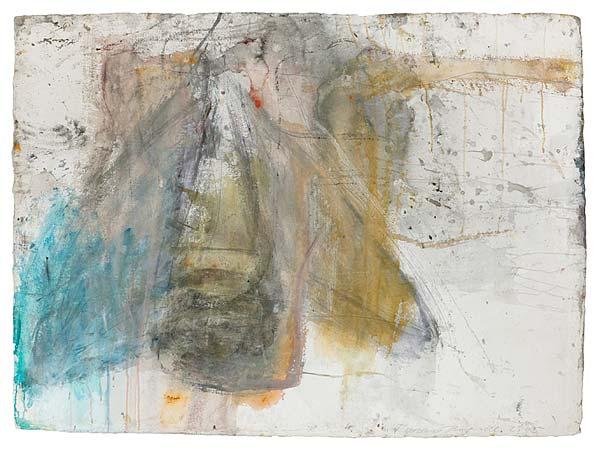 Großansicht Kykladen, Aquarell, 2005