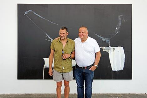 Franco Kappl und Claudio G. Cocca